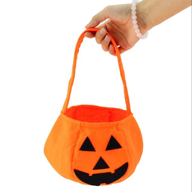 Pumpkin Design Bag