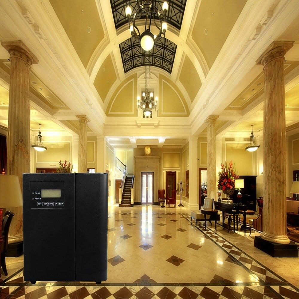300cbm diffuseur d'huiles essentielles pour hôtel, maison parfum air humidificateurs cvc parfum diffuseur machine, amazon hotsale air désodorisant