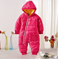 Hot Fashion Baby Rompers For Girl Boy Long Sleeve Newborn Baby Winter Clothes One Piece Baby