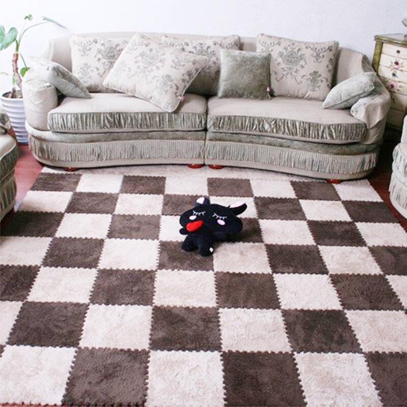 Foam Pad EVA Comfortable Cotton Wool Infinite Splicing MATS Anti Skid Plastic Carpet Mat The