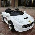 Бесплатная Доставка! специальное предложение С дистанционным управлением дети электрический ездить на автомобиль автомобиля четыре колеса детские игрушки сидеть