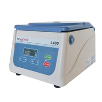 6x15ml Desktop Lab Centrifuge L400 Low speed automatic balance centrifuge 220V