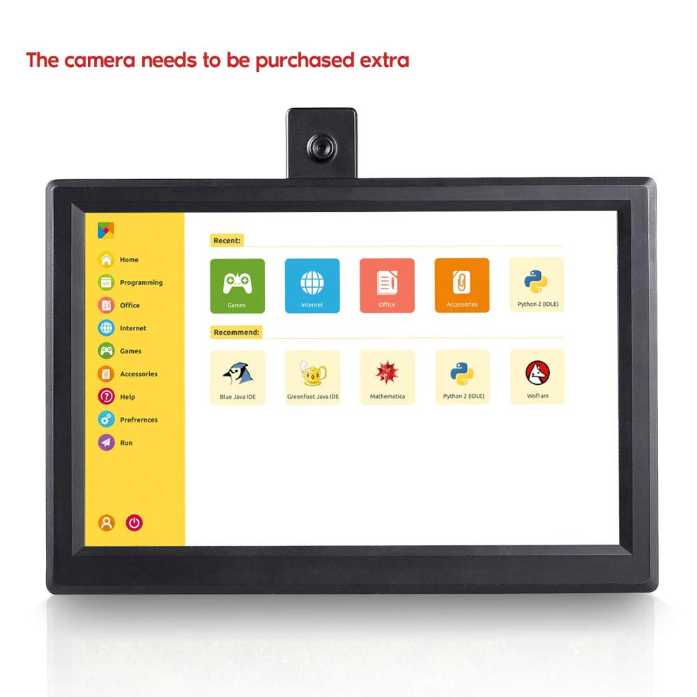 SunFounder 10.1'' IPS Raspberry Pi Monitor 1280×800 High Resolution Rascreen LCD Display For Raspberry Pi