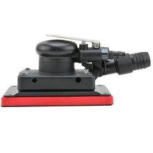 Rectangular Pneumatic Sandpaper Machine with Vacuum Grinding Machine Grinding Machine Polishing Machine Free Shipping