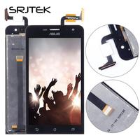 Srjtek Screen For Asus Zenfone 5 LITE A502CG 100 Tested 5 0 New 960x540 LCD Display