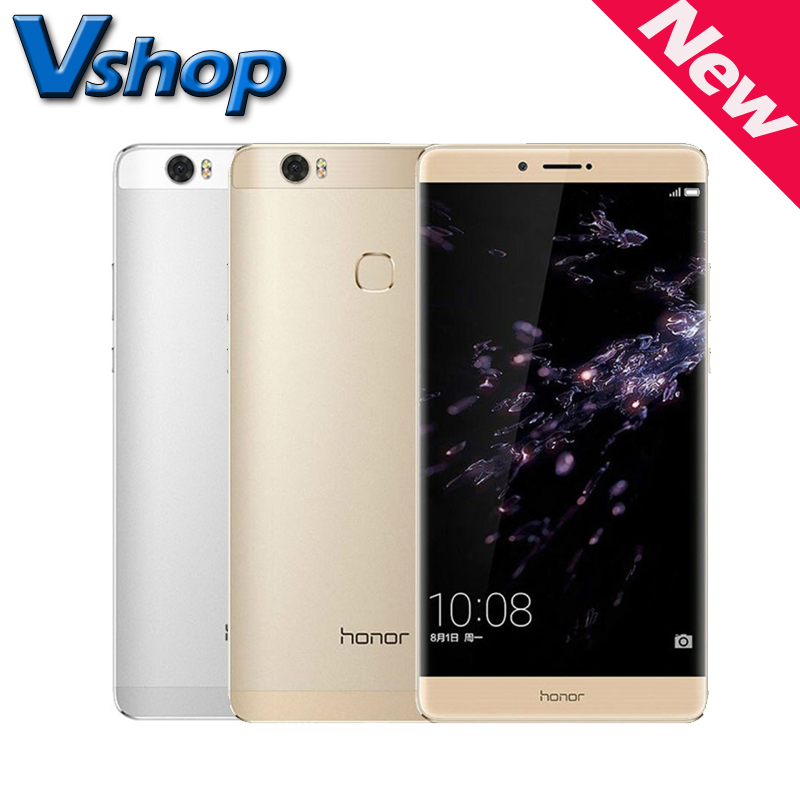 Huawei Honor NOTE 8 / EDI-AL10 6.6 inch Android 6.0 RAM 4GB ROM 32GB/64GB/128GB 8 Core 1.8GHz 2.5GHz V4.2 Bluetooth Smart Phone