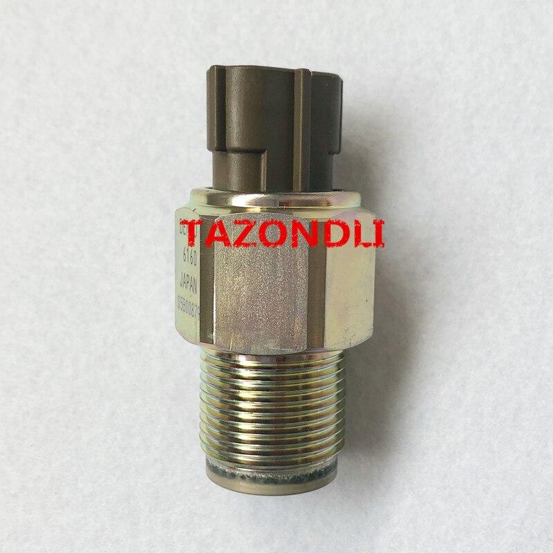 Genuine Common Rail Pressure Sensor 499000 6160 4990006160
