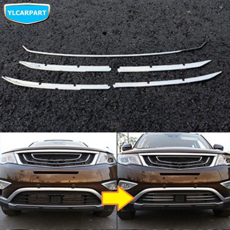 Geely Atlas, Boyue, NL3, Emgrand X7 EmgrarandX7 EX7 SUV, barre lumineuse de gril moyen de voiture