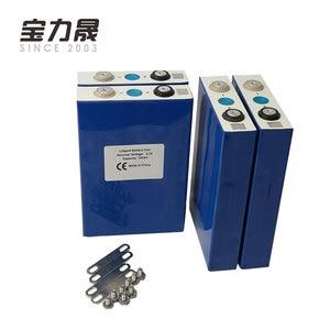Image 4 - 2020 NEUE 4PCS 3,2 V 105Ah Lifepo4 Batterie ZELLE Nicht 100ah 12V105Ah Für EV RV Pack Diy Solar EU UNS STEUER FREIES UPS oder FedEx