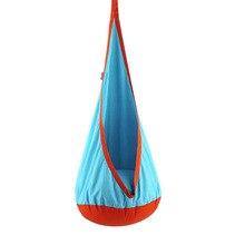 新デザイン子供ハンモッククッションガーデンスイング椅子屋内屋外のハン席の子スイングシートパティオハンモック家具