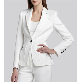 New Limited Time-limited Full Regular Pantalones Mujer Custom Made Ol Style Sleeves Suit Women Business Slim For Autumn Spring