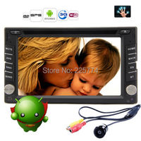 Details About 3G WiFi 7 Android 4 1 Car Dash DVD Radio Player GPS For Toyota