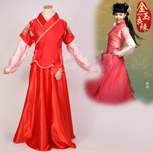 78de9bc97 3 Designs Embroidery Costume Hanfu for Chinese TV Play Jin Yu Liang Yuan  Perfect Couple Hanfu