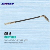 Car Radio Antenna Adapter Cable Wire For Chrysler 2002 2013 Aftermarket Stereo CD DVD GPS Installation