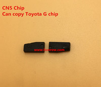 High quality CN5 Transponder Chip can copy Toyota G chip directly by ND900 machine
