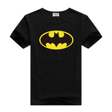 DMDM Pig/футболка с Бэтменом; футболки с короткими рукавами для мальчиков; топы для девочек; Детские футболки; одежда для малышей; От 2 до 4 лет для малышей