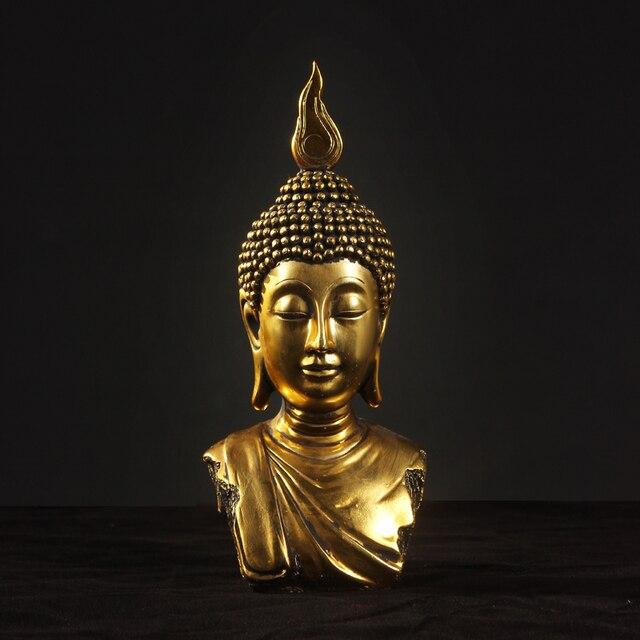 Super Thai Buddha testa di Buddha, pace, statua di Buddha, Bodhisattva  KT74