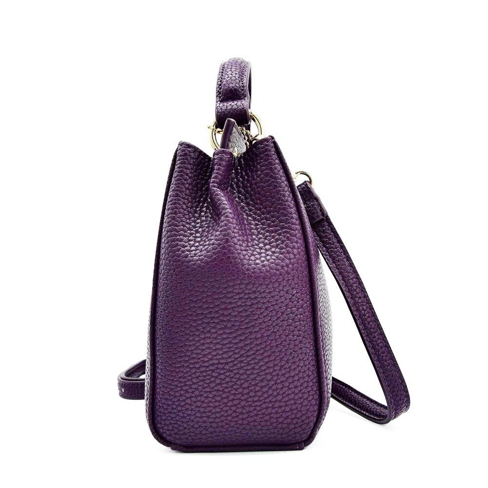 Fashion New Women PU Leather Handbags Litchi ladies Messenger Bag Large Crossbody Bag Brand Designer Tote Bag bolsos mujer de Lahore