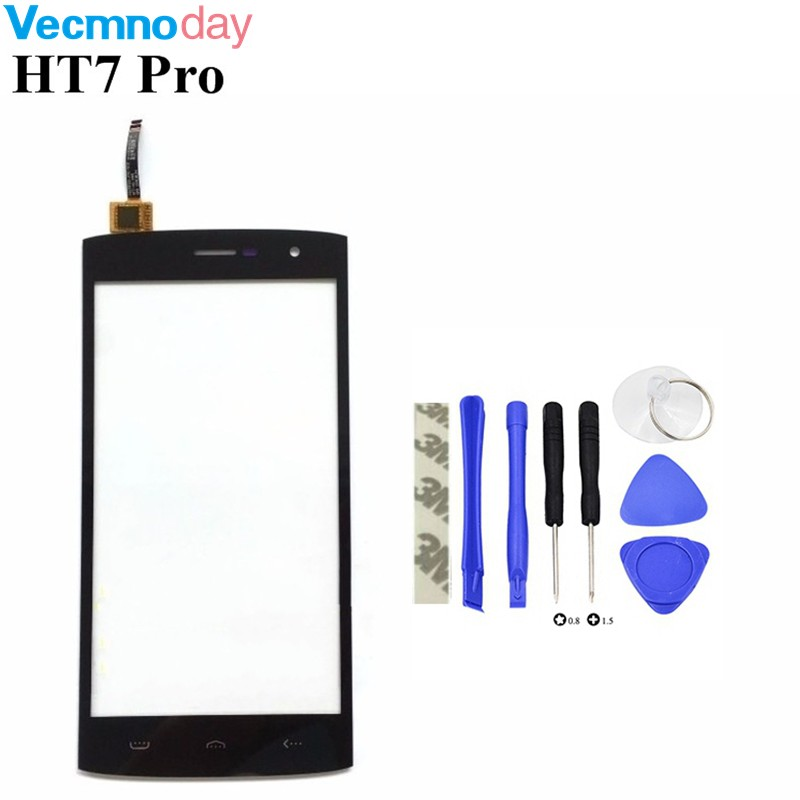 Homtom HT7 Pro Touch Screen Tools New Digitizer Glass Panel Assembly Replacement For Mobile Phone