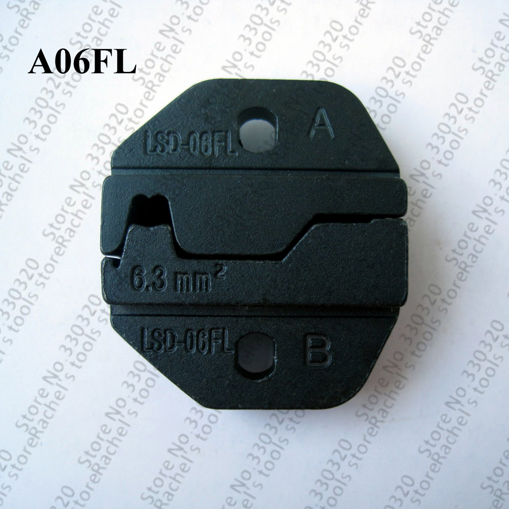 A06FL Crimping Die Sets For Crimping Flag Terminals