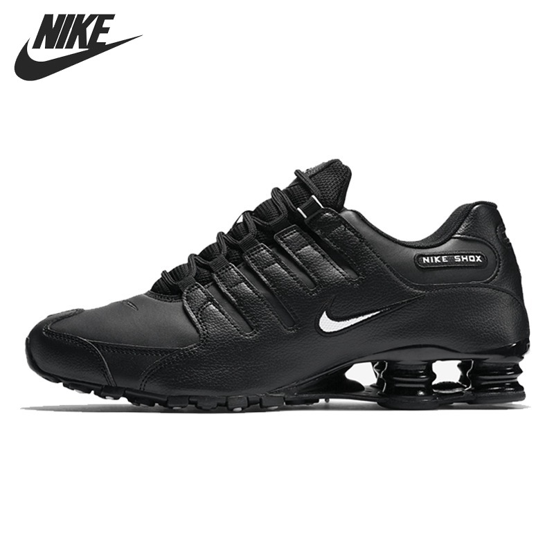ceafb1ec61c Original New Arrival NIKE SHOX NZ EU Men s Running Shoes Sneakers-in ...