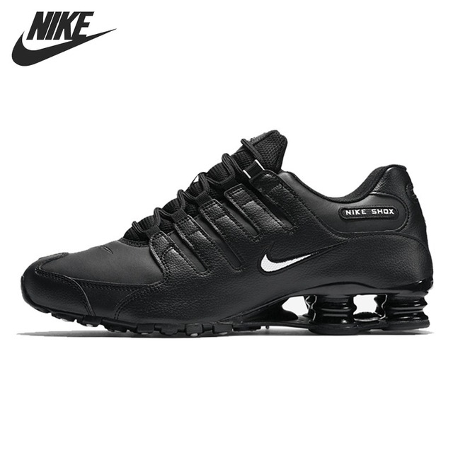 san francisco 1186f 04a0f Original New Arrival 2018 NIKE SHOX NZ EU Men's Running Shoes Sneakers