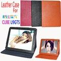 Оригинальный Куб U9GT5 Флип Утра Тонкий Кожаный Чехол для Cube U9GT5 2014 Новый 9.7 дюймов Tablet PC, Куба И 9 GT 5 Случае