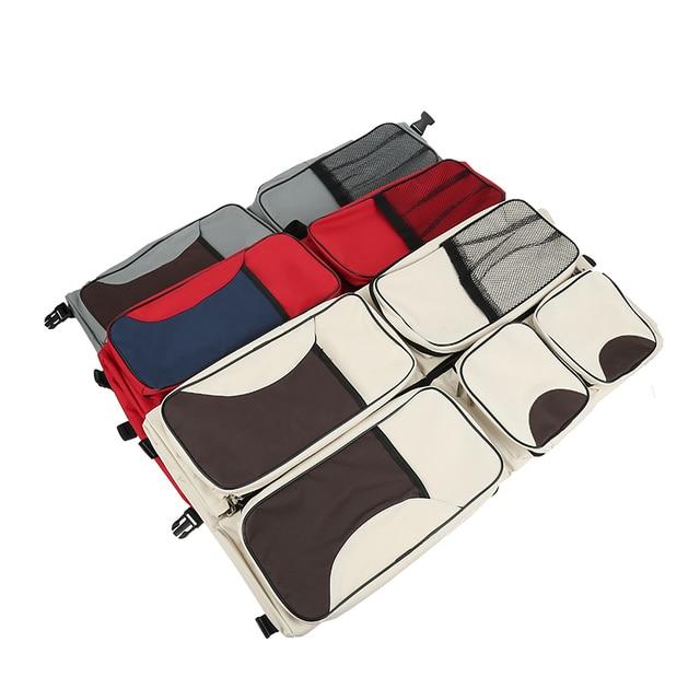 Nuevo Multi-función de cama cuna para los recién nacidos de gran capacidad bebé cambiando pañales momia paquete bolsa FR HWC 3