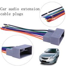 VODOOL Car Stereo CD Player Wiring Harness Wire Aftermarket Radio Install Plug for Universal Car High_220x220 online get cheap abs aftermarket aliexpress com alibaba group Radio Wiring Harness Diagram at webbmarketing.co