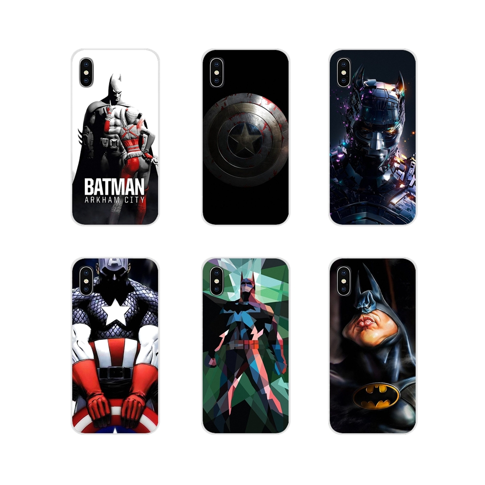 Zubehör Phone Cases Covers Für <font><b>Samsung</b></font> <font><b>Galaxy</b></font> J1 J2 J3 J4 <font><b>J5</b></font> J6 J7 J8 Plus 2018 Prime 2015 2016 <font><b>2017</b></font> <font><b>Batman</b></font> Digitale Kunst image