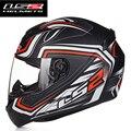 La nueva llegada Originales auténticos ff352 LS2 ECE casco de moto casco otoño la carretera de alto grado envío gratis