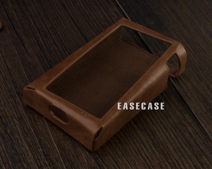 Image 3 - A6 Custom Made Genuine Leather case for IRIVER Astell&Kern A&norma SR15-in Phone Pouches from Cellphones & Telecommunications