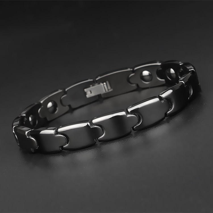 Magnetic Bracelets Bangle for Women 4 in 1 Health Care Bio Energy Germanium Healing Female Jewelry for Arthritis