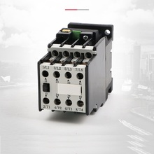 AC contactor CJ20-10A 36v 110v 220V/380V three-phase silver contact 2NO+2NC стоимость