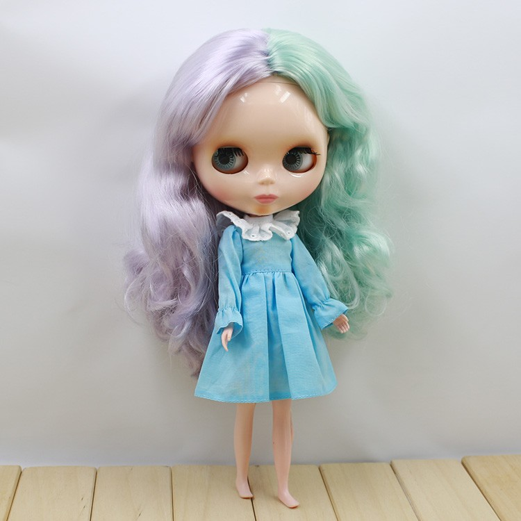 Neo Blythe Doll Autumn Dress 2