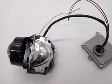 Sanvi Voiture LED Phare H7 H4 35 W 5500 K Haut Bas faisceau Phares Bi LED Projecteur Objectif Pour Tous Les Voiture led auto