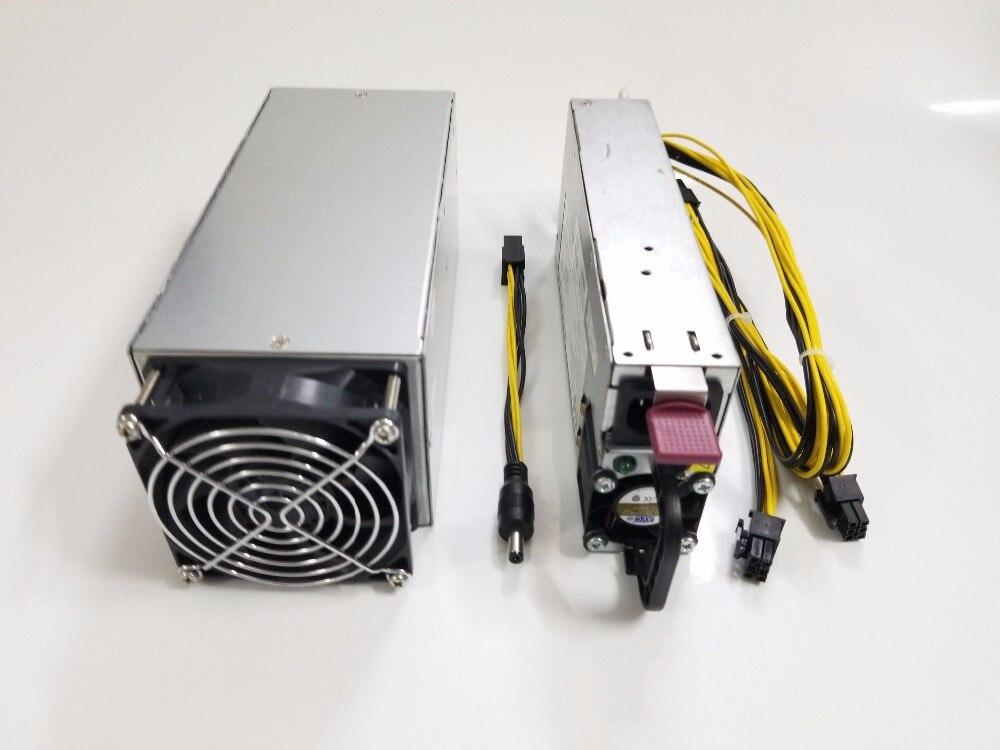 DCR miner FFMiner D18 340GH/S 160 watt mini und geräuscharm Kosten-wirksamkeit ist höher als Innosilicon d9 für DCR 56DB (Mit NETZTEIL)