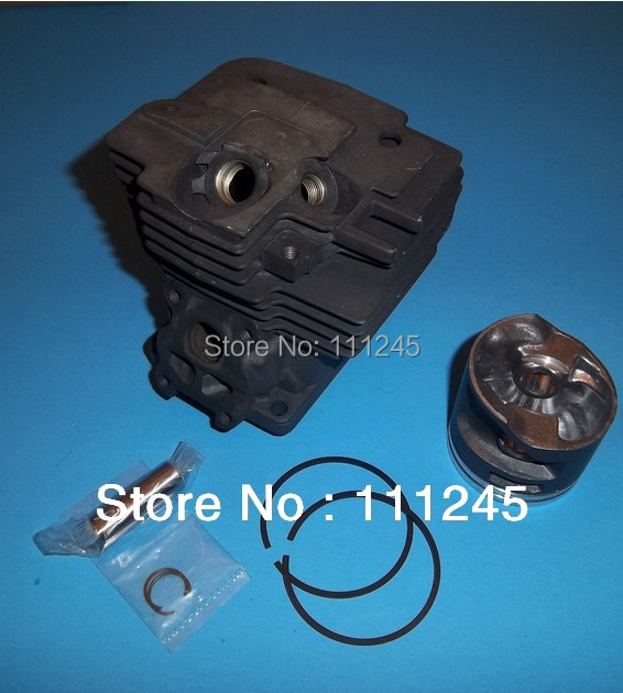 CYLINDER & PISTON KIT 50MM  FOR CHAINSAW MS441 441 FREESHIPPING CHEAP CHAIN SAW  ZYLINDER  KIT REPLACE  P/N  1138 020 1201 piston