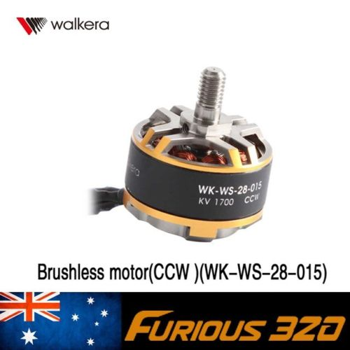 Walkera Furious 320 Quadcopter Spare Parts 1700KV Brushless Motor CCW 320(C) Z 30