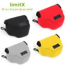 كاميرا رقمية حقيبة حالة غطاء ل كانون Powershot SX430 SX420 SX410 SX400 SX510 SX500 هو المدمجة كاميرا رقمية