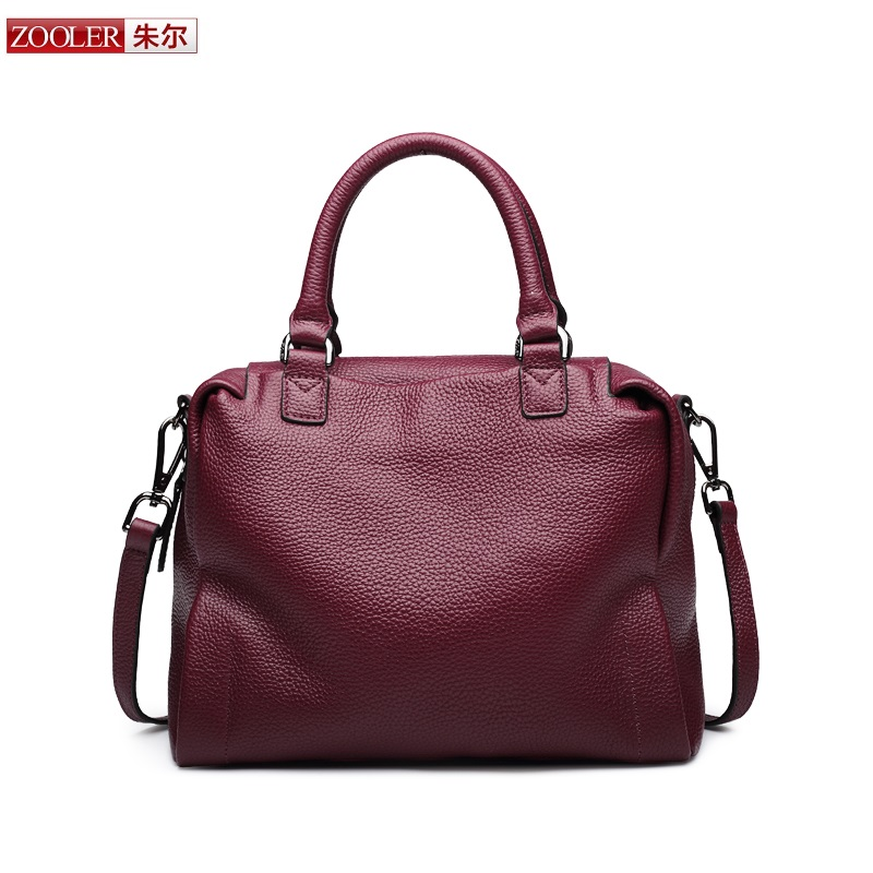 New 0-profit sale Zooler Brand genuine leather bags solid shoulder bags top handle luxury material women bag bolsa feminina#B112 игра sport elite диск для аэрофутбола tx108912