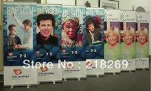 200X80cm Exhibition Display Banner, Trade Show Display Information Banner, Business Display Banner, Envent Banner