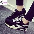 Cesta femme 2017 Primavera Sapatos Da Moda Para As Mulheres sapatos Casuais Zapatos Mujer Sapatos de Caminhada Plana senhoras sapatos chaussure femme