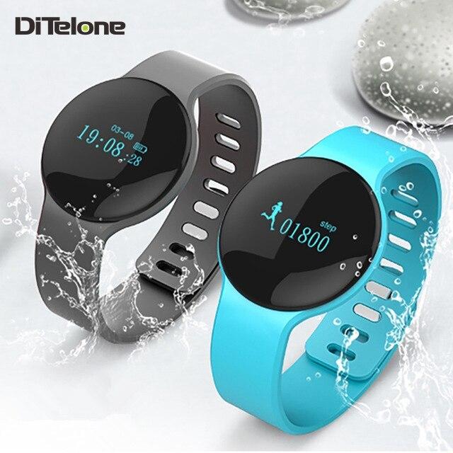H8 font b Smart b font Wristband Sports Fitness Bluetooth font b Watch b font Health