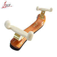 TONGLING High Quality Maple Wood Violin Shoulder Rest Full Size 4 4 3 4 1 2