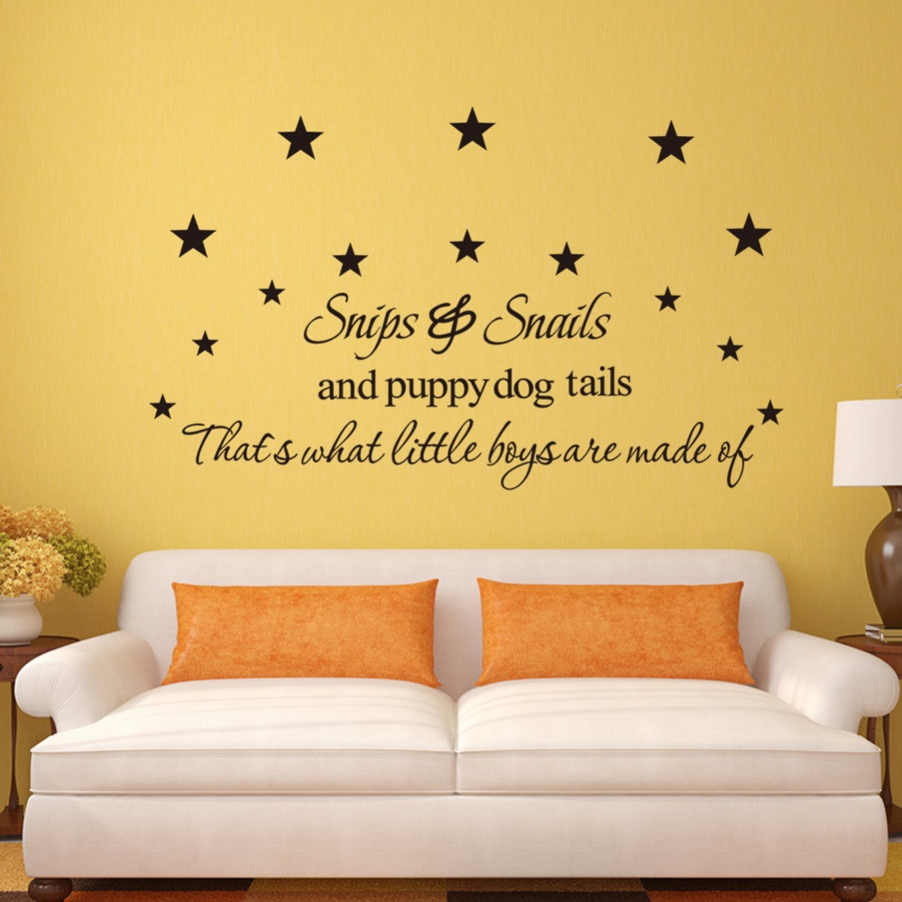 Magnificent Decoration Wall Stickers Contemporary - The Wall Art ...