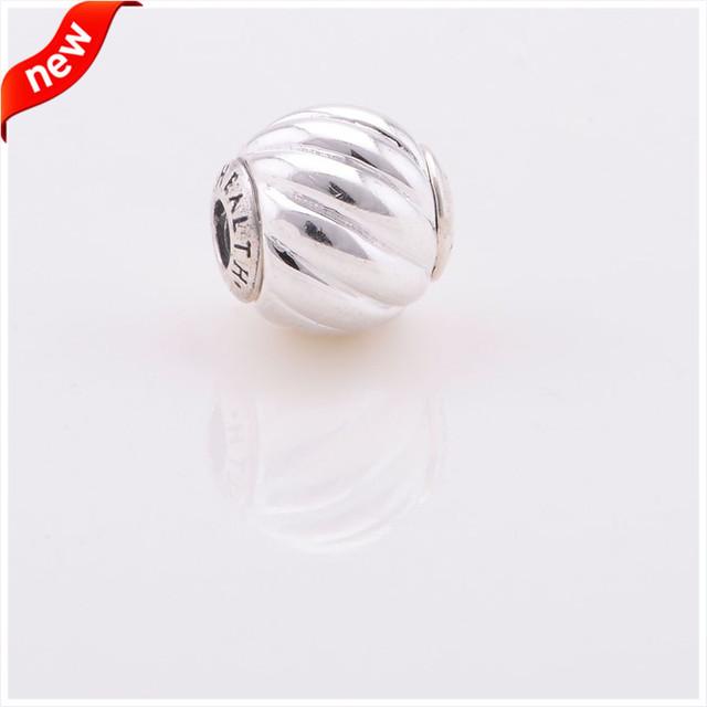Grânulos de prata encantos de prata serve para pandora pulseiras de essência de saúde para a tomada de jewlery 925 sterling silver bead atacado st15103