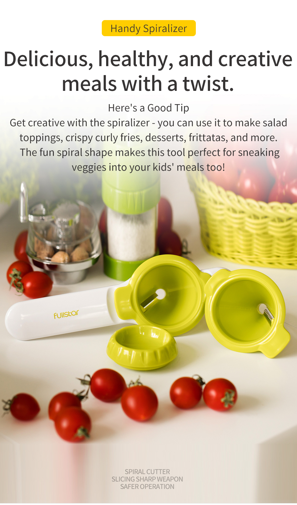ralador cenoura pepino abobrinha espaguete