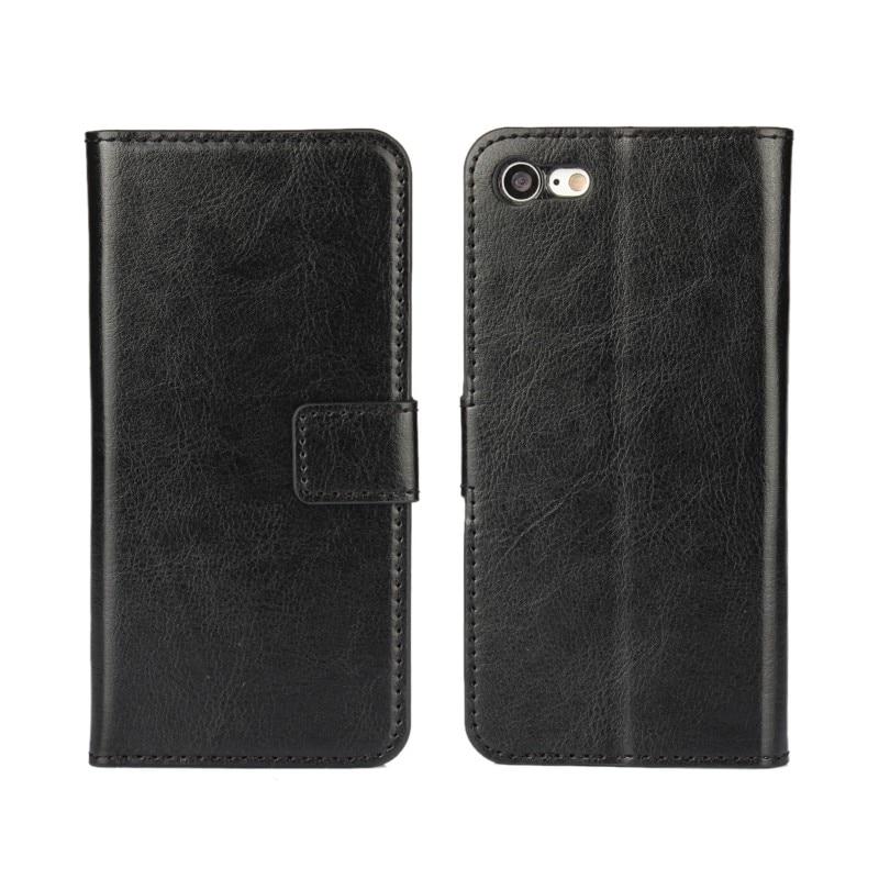 Crazy Horse Pattern Wallet Flip Cover Case för iPhone XS Max / XR / - Reservdelar och tillbehör för mobiltelefoner - Foto 3