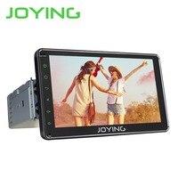 Joying Android 6,0 один din 7 автомобильный Радио плеер gps карта аудио стерео Универсальный головное устройство Авторадио 1024*600 HD экран 1 Гб ram